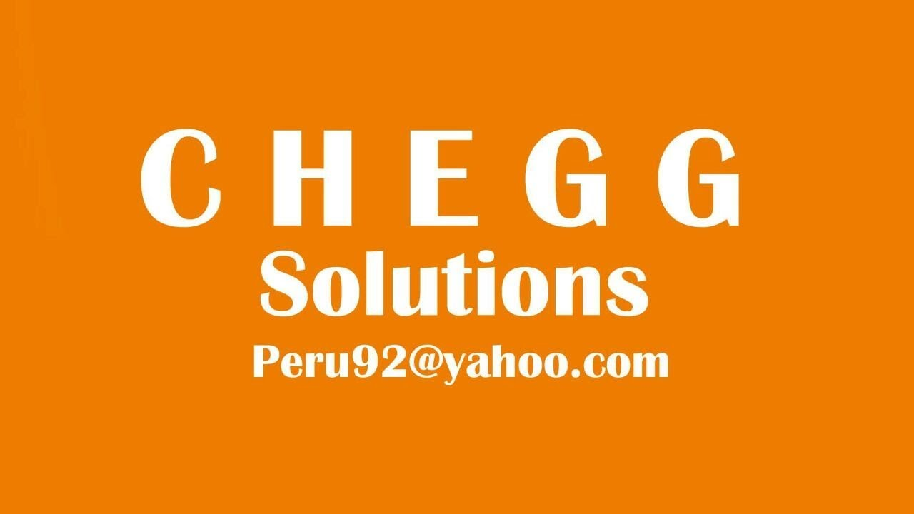 Chegg Solutions Free Account Answer - Student Helper course hero unblur