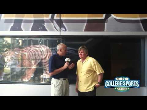 Mizzou Tigers - SiriusXM College Sports Nation 2014 College Football Camp Tour