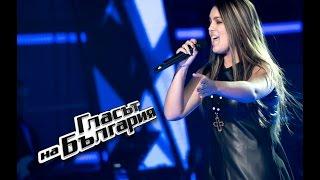 Кристиана Петкова | Mama Knows Best - Гласът на България 4 – Кастинги (26.02.2017)