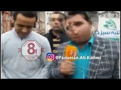 Ali Karimi interview - مصاحبه علی کریمی در روز معارفه در باشگاه سپیدرود