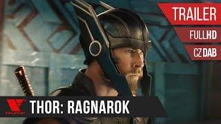 Thor: Ragnarok (2017) - Full HD trailer - český dabing