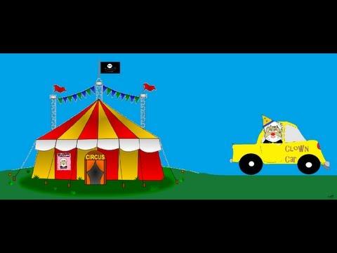 Sea Shepherd Cartoon Circus