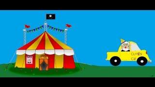 Sea Shepherd cartoon-Zirkus