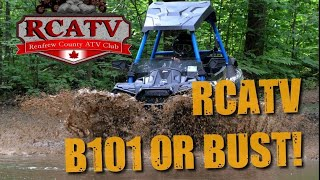 Renfrew County ATV Club - B101 or BUST 2018