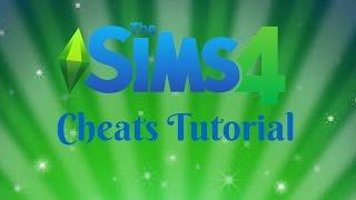 Sims 4 - Cheats Tutorial