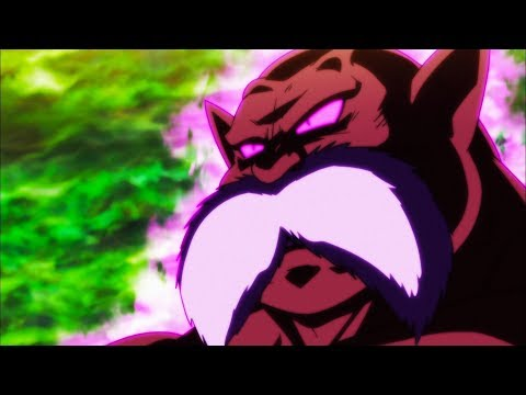 Ultra Instinct Toppo !? The Power of A Future God
