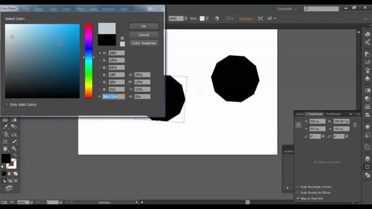 קליקיט - פיתוח עסקי באינטרנט - לימוד אילוסטרייטור - Pencil Basic Drawing