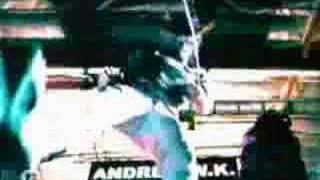 Andrew WK vs Beastie Boys