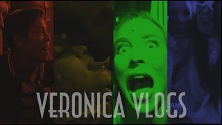 When The Cast Gets Hold Of My Camera... ♥ Veronica Vlogs
