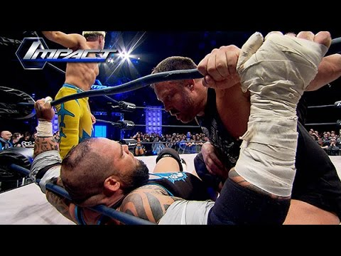 Rockstar Spud Gives Tyrus a Haircut, EC3 is Next (Feb 20, 2015)