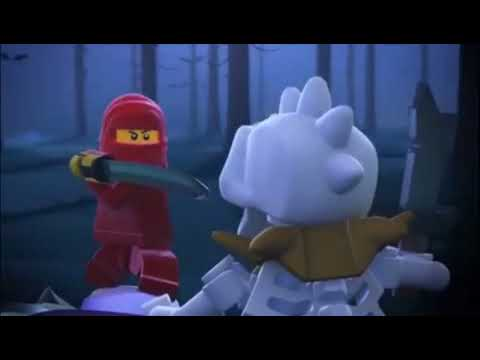 Lego Ninjago Season 10 legacy Clip (FAKE might show there)