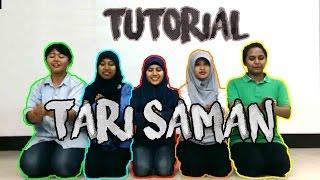 Keren !!! Begini Tutorial Gerakan Tari Saman Untuk Perempuan/Ratoh Duek Aceh