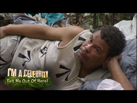 Craig Charles Joins The  Girl Pack In The Celebrity Slammer | I'm A Celebrity...Get Me Out Of Here!