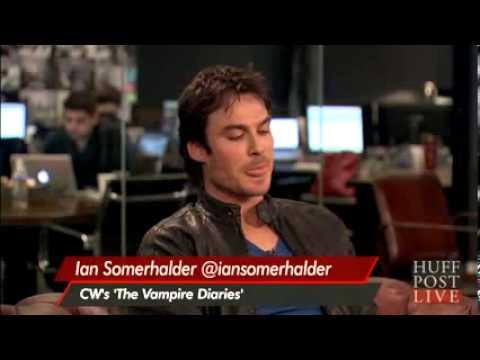 Ian Somerhalder about all his sex scene