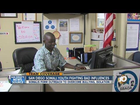 San Diego Somali youth fighting bad influences