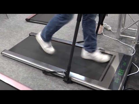 Ispo Close Ups 57 Very Slim Mini Walk Treadmill From Iposports