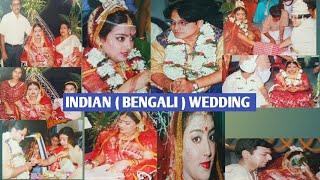 My wedding pics || Bengali wedding Celebration|| Bengali wedding pics /Indian wedding celebration
