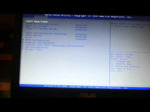 Removendo o Boot Security e Formatando seu Pc com Win 7