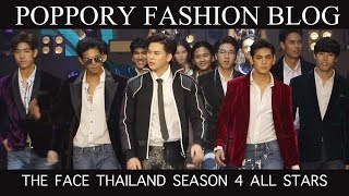 เมนเทอร์พีช Final Walk  | The Face Thailand Season 4 All Stars | VDO BY POPPORY