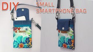 DIY Small smartphone bag/Make …