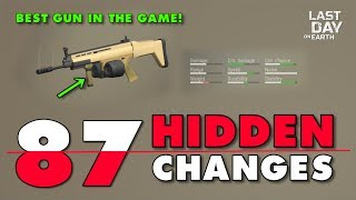 87 Hidden Changes in Update 1.9 of Last Day on Earth (Vid#181)