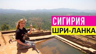 🔴 ШРИ-ЛАНКА: Вся Сигирия, джунгли и руины (Sri Lanka, Sigiriya)