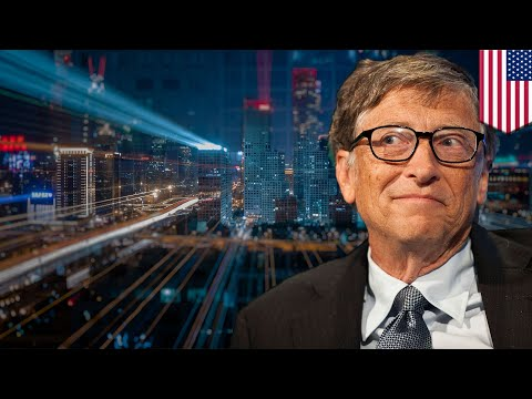 Mega projects: Bill Gates firm buys Arizona land to develop smart city - TomoNews