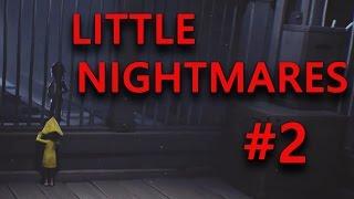 怖くないようにLittle Nightmares実況#2