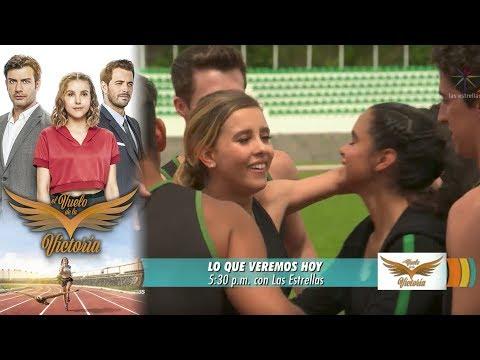 El vuelo de la Victoria | Avance 13 de octubre | Hoy - Televisa