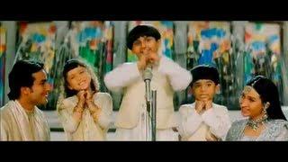ZOYA AFROZ child artist in Hum Saath Saath Hain song - chanda mama