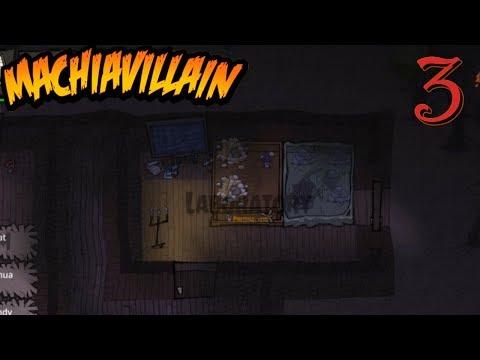 MachiaVillain Let's Play Ep. 3 - Laboratory Is a GO!!!