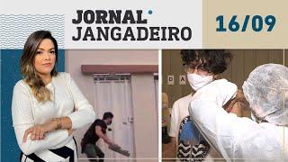 🔴 AO VIVO: Jornal Jangadeiro 2ª edição 16/09/21 - Operação Ábaco, suspensão vacinas para jovens