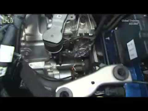 How To Replace a Starter MercedesBenz AClass  YouTube