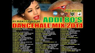 DJ MANSTA WAYNE - ADDI 80
