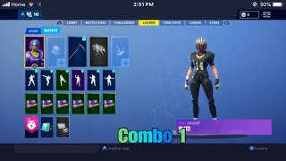 Best Combos for the Blitz Football Skin Fortnite