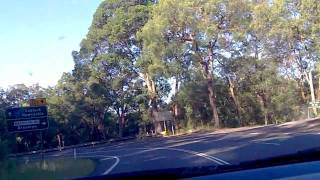 Sydney's Best Driving Roads - Old Pacific Highway