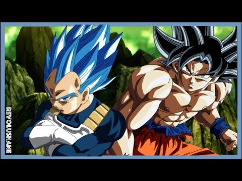 Ultra Instinct Power and Protection + New Vegeta's Transformation Image