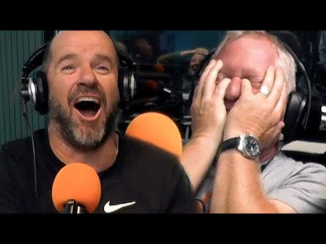 Ditts Cops The Biggest Prank Yet, With Help From Port Adelaide! | Roo & Ditts | Triple M