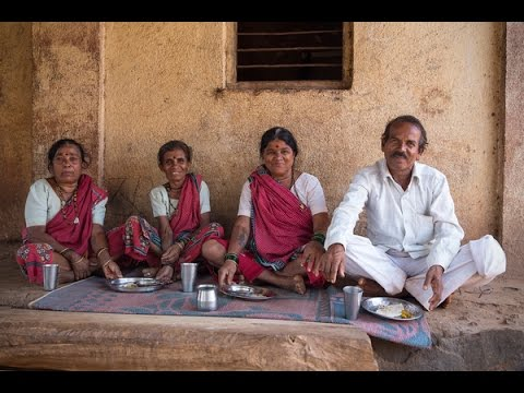 Man Marries Three Wives To Fetch Water In Indian Village
