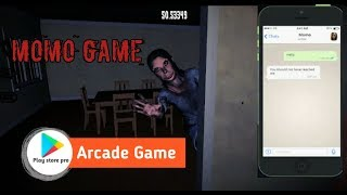Scary Momo Horror Game   Download link for you   play store pro