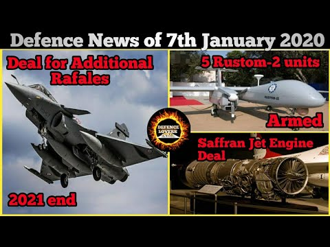 Defence updates and news of 7 January 2021, Deal for additio
