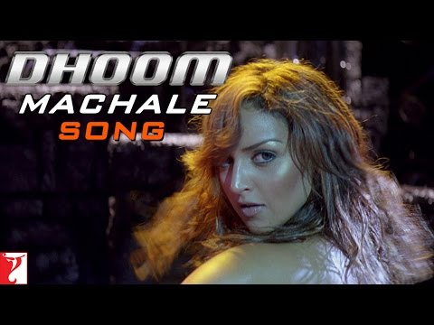 Dhoom Machale Song | Dhoom | Esha Deol | Uday Chopra | Sunidhi Chauhan