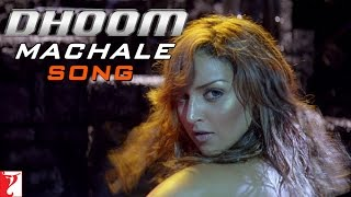 Gambar cover Dhoom Machale Song | Dhoom | Esha Deol | Uday Chopra | Sunidhi Chauhan