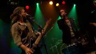 Mosh Ben Ari with Mooke - Jah Is One Live New York 2013 מוש בן-ארי עם מוקי: אלוהים אחד