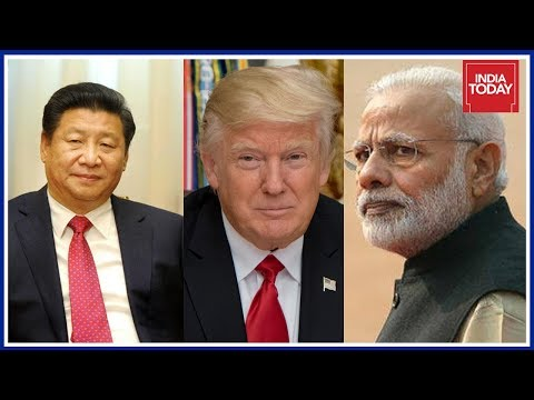 US Calls For Dialogue Between India And China