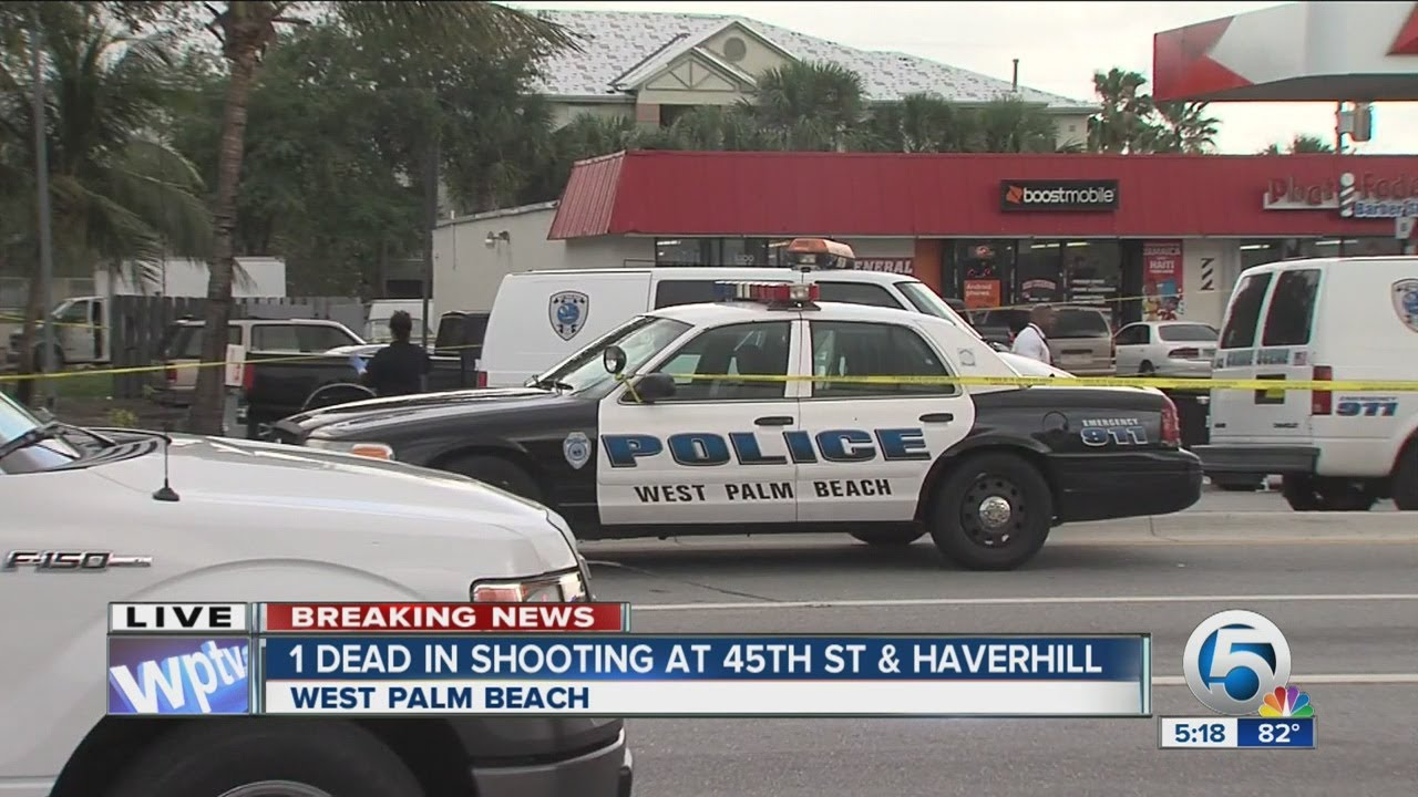 Deadly West Palm Beach shooting