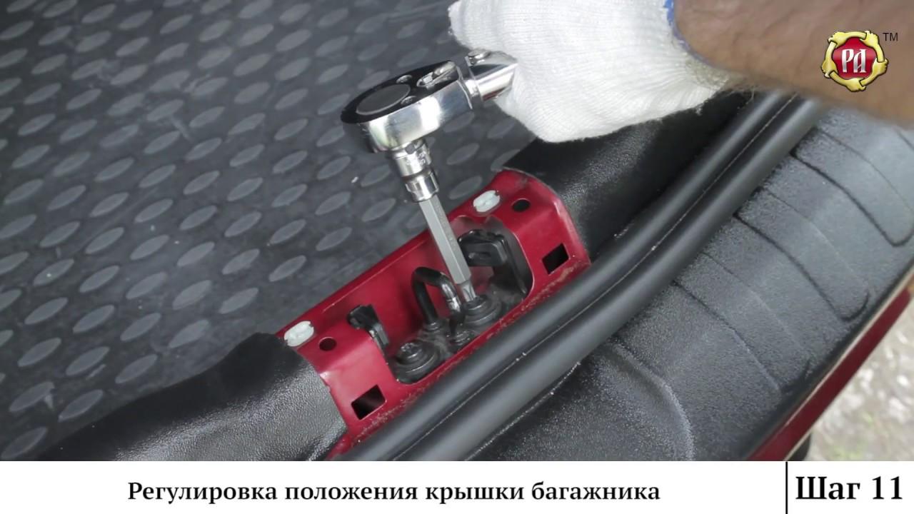 Восстановление рулевой тяги своими руками фото 413