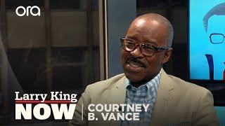 Courtney B. Vance Recalls His 'Elation' Over The Simpson Verdict