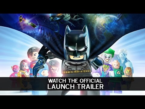 LEGO Batman 3: Beyond Gotham Official Launch Trailer
