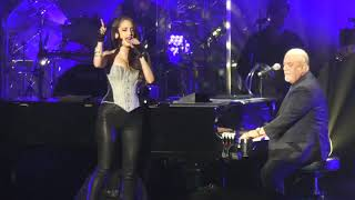 New York State of Mind Billy Joel & Alexa Ray & Della Rose@The Garden New York 5/9/19